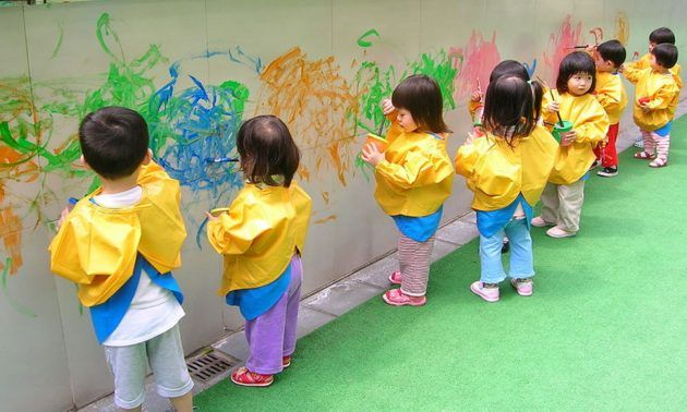 Government Bans Kindergarten Companies from Selling Shares; RYB Education Tanks 50%
