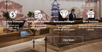 Huazhu Reports Lower-Than-Expected Income, Higher Revenue