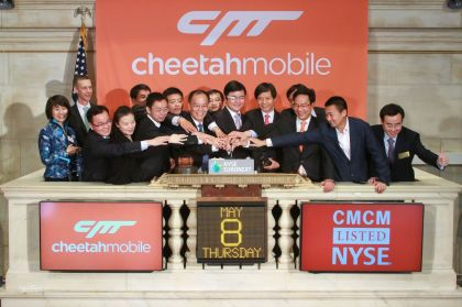 Cheetah Mobile Again Denies Ad Fraud Accusations; Stock Soars in Rebound
