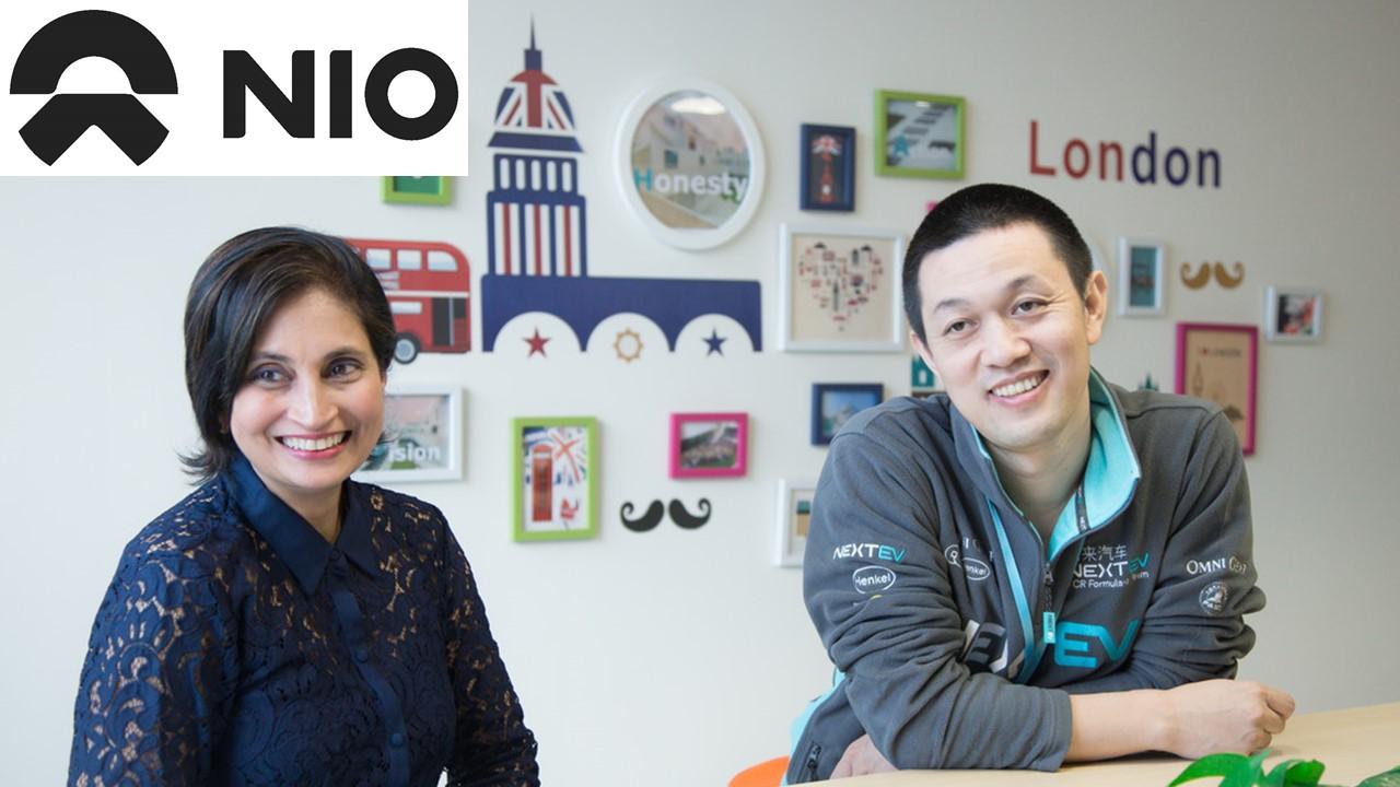 Nio's U.S. CEO Announces Sudden Resignation