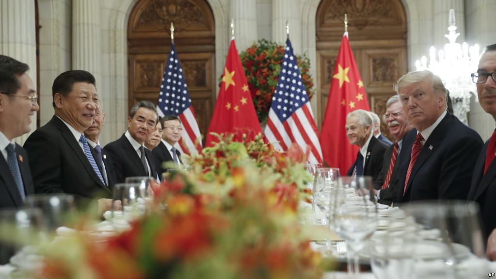 U.S., China Agree Trade War Ceasefire After Trump, Xi Summit