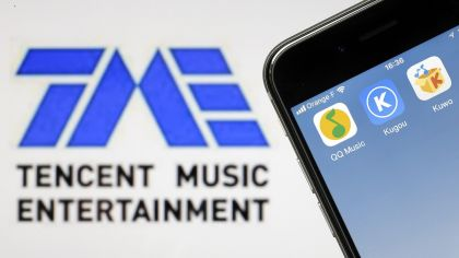 Tencent Music Presses Play on $1.2 Billion U.S. IPO