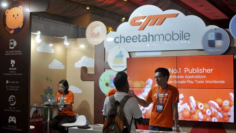 Cheetah Mobile Dismisses Importance of Google Removing Its App