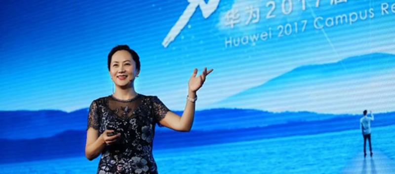 COMMENTARY: Arrest of Huawei Executive Epitomizes Convergence of U.S.-Sino Disputes over Trade, Technology
