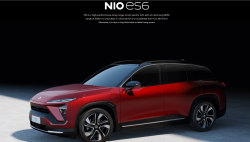 Nio Drops 9% After Launching New ES6 Electric SUV