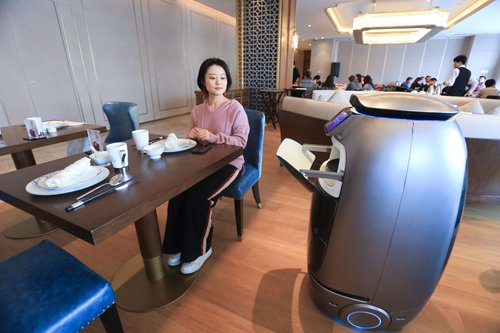 Alibaba Opens First AI-powered Smart Hotel in China