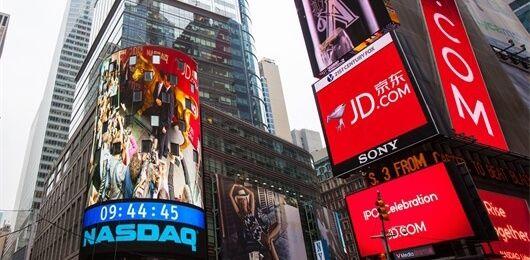 JD.com Announces $1 Billion Share Repurchase Plan; Shares Rise