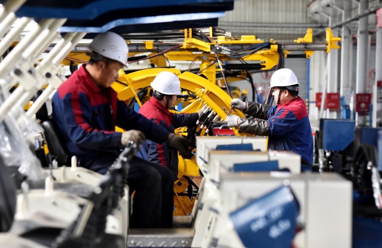 U.S.-China Trade War Takes Toll on Global Manufacturing