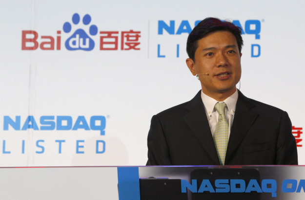 """Baidu CEO Says """"Winter is Coming"""" in China's Economy; Reports Strong Guidance for 2018"""