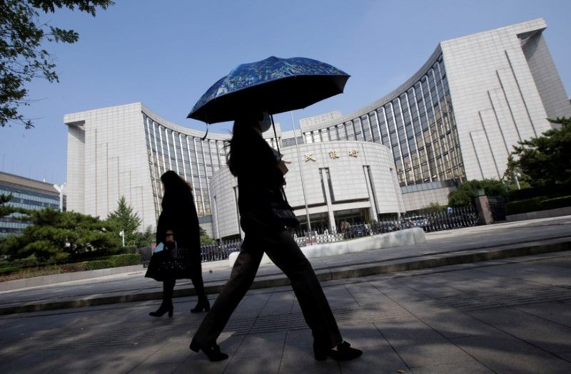 China Cuts Bank Reserve Ratios by 1% to Boost Economy
