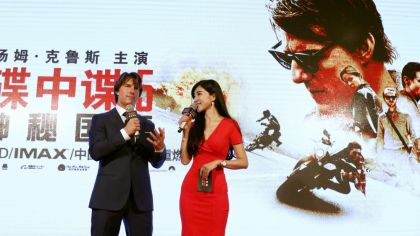 Alibaba Pictures Becomes Second-Largest Stakeholder in Han Han's Production House