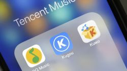 """Tencent Music Soars 9% Intraday as HSBC Initiates With a """"Buy"""""""