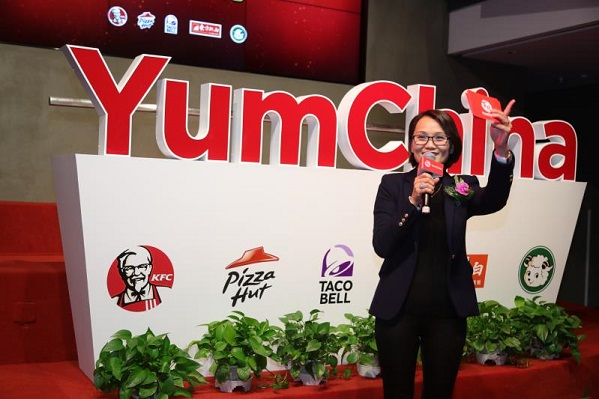 Yum China Enjoys After-hours Trading Gains on Strong Earnings