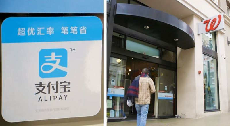 Walgreen Plans to Add Alibaba's Alipay to 7,000 Stores by April