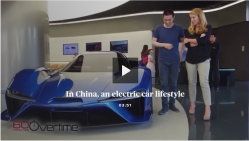 EV Maker Nio Enjoys 10% Boost on Wall Street After 60 Minutes Feature