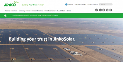JinkoSolar Stock Tumbles 14% Despite Improved Results & Growing Global Demand
