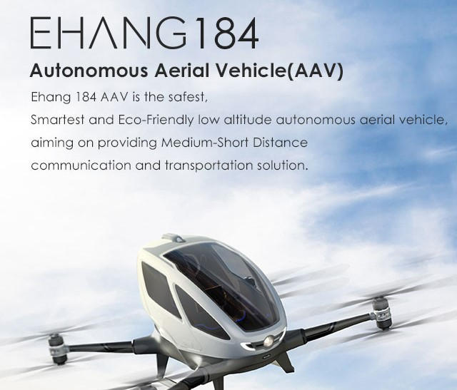 China Drone Maker EHang Delays IPO Plan, Eyes Private Funding-sources