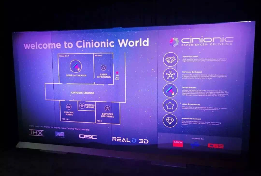 Unearth the New Trends in ALPD® Laser Projection Technical Solutions from 2019 CinemaCon