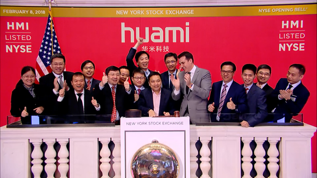 ANALYSIS: Huami Shows Consistent Revenue Growth Since U.S. IPO