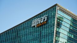 New Oriental Education's Strong Revenue, Income Send Stock 3% Higher