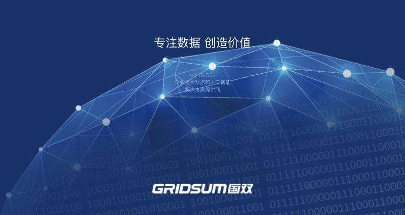 Gridsum Reports Challenging Year, Sees Future Improvement