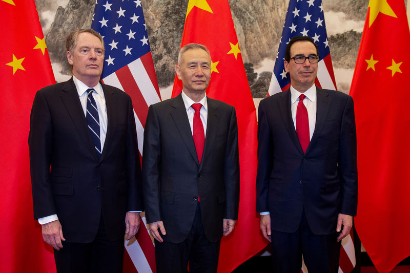 Strong Growth Gives U.S. Leverage in China Trade Talks - White House Adviser