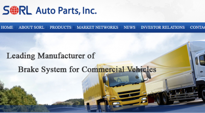 ANALYSIS: At SORL Auto Parts, Subsidies Give Shares Upward Momentum