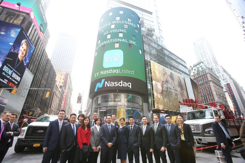 So-Young Celebrates New York Debut, Stock Soars 33% Intraday