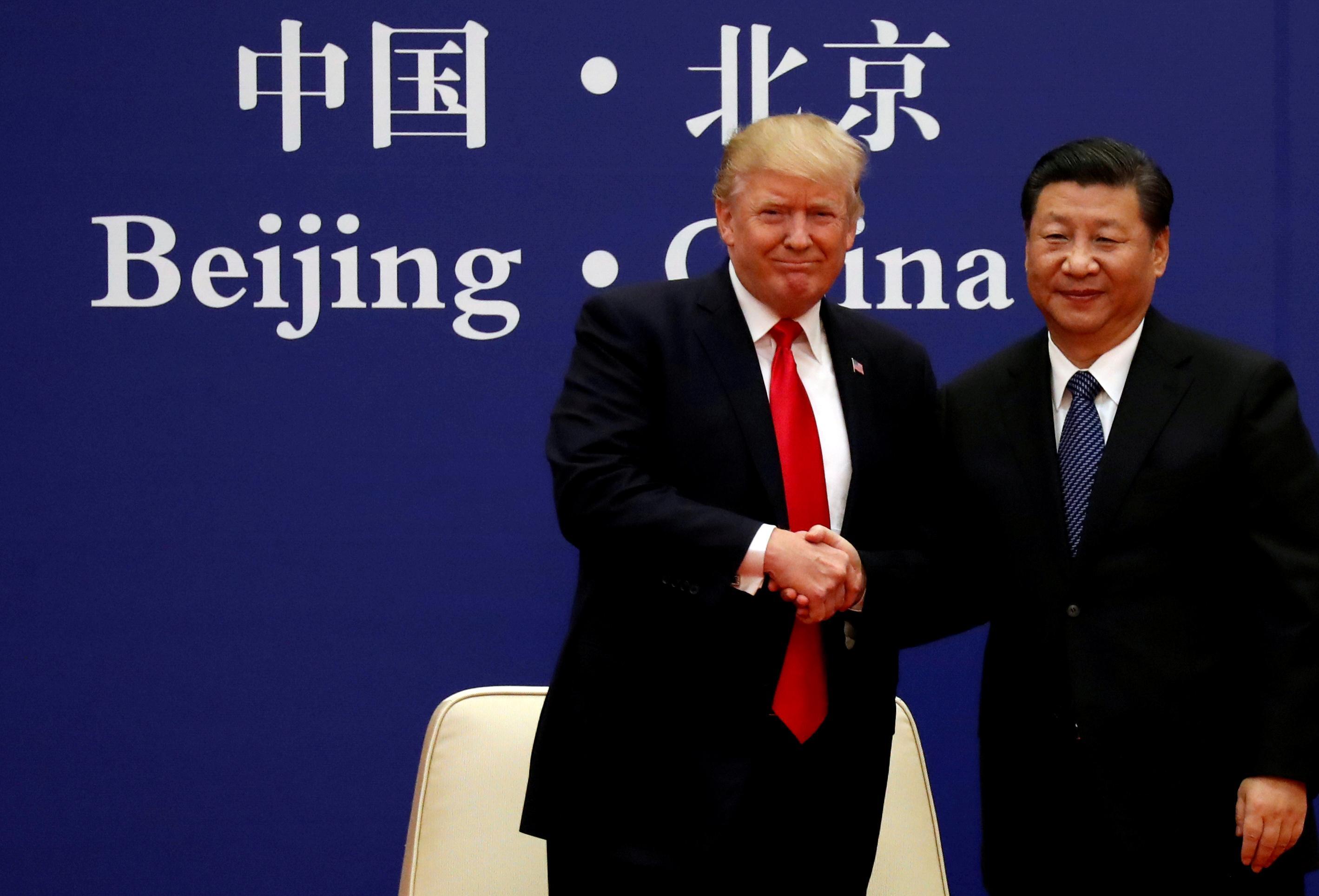 Trump 'Firm' on China Structural Demands, Tariffs Part of Enforcement - Pence