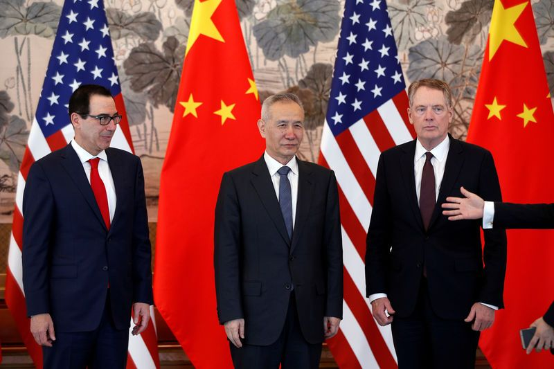China Vice Premier Going to U.S. for Trade Talks Despite Trump Threats
