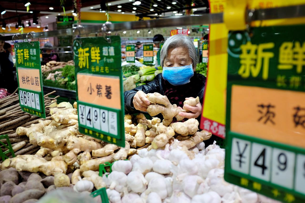 China's Factory-gate Inflation Hits Four-month High, Food Prices Surge
