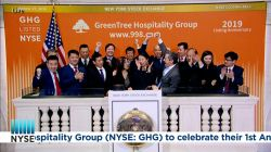 GreenTree Stock Rises 2% After Profit, Revenue Growth