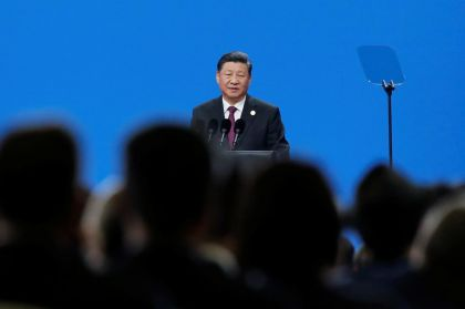 China's Xi Says Reform Faces New Problems, External Uncertainty Rising