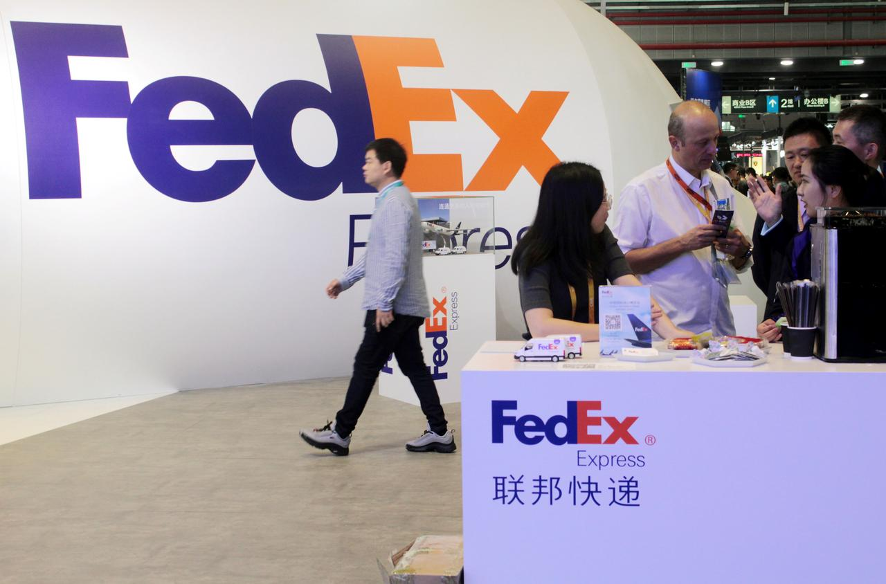 U.S. Firms Fret as China's FedEx Probe, Planned Hit List Heightens Trade Frictions