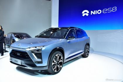 Nio Stock 3% Higher on SUV Deliveries