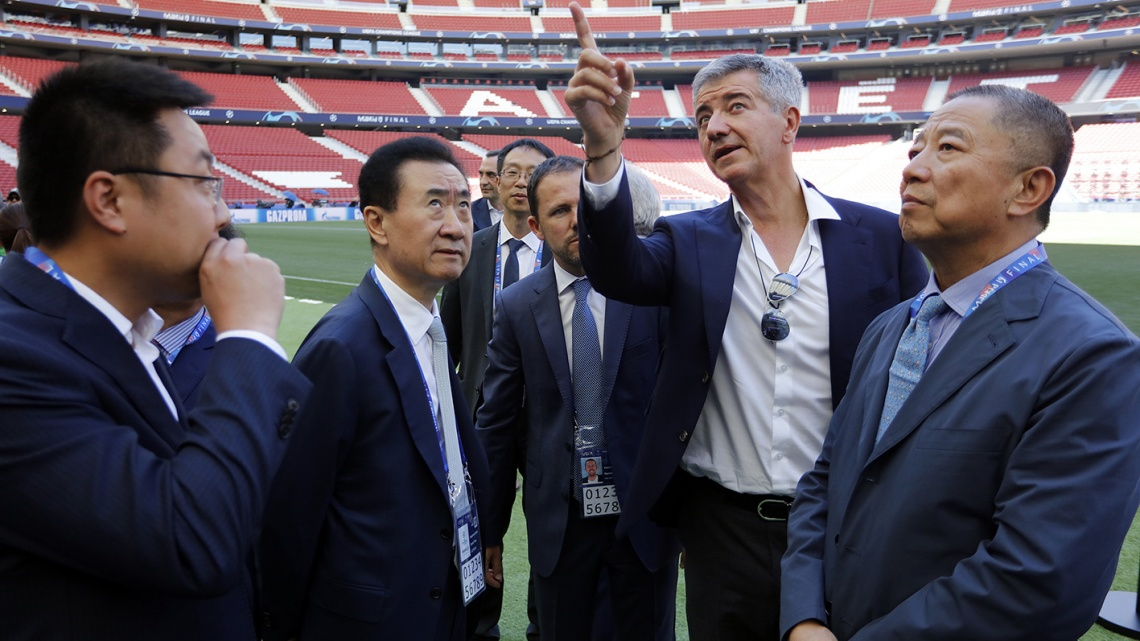 Wanda Sports Eyes U.S. IPO of Up to $500 Million