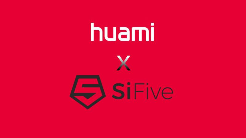 Huami Backs SF Tech Startup SiFive; Stock Jumps 5%