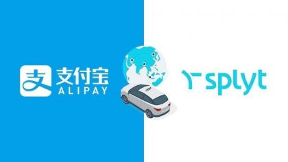 Alipay Partnering with London-based Mobility Start-up Splyt