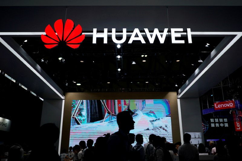 Huawei's Founder Says the Company Will Stop Relying on U.S. Suppliers in 2 Years