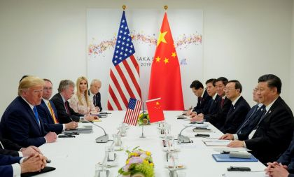 US, China to Relaunch Talks With Little Changed Since Deal Fell Apart