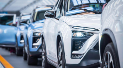 Nio Deliveries Drop Though China's NEV Sales Continue to Grow