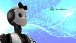 SoftBank-backed CloudMinds Seeks $500 Million U.S. Listing