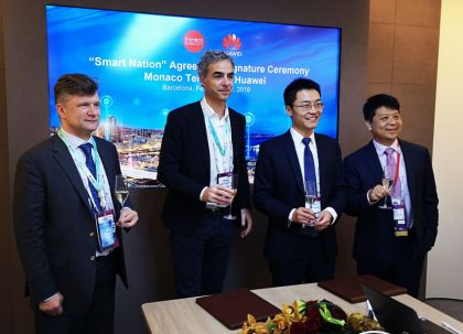 Huawei Takes 5G Overseas, Making Monaco World's First Fully 5G Country