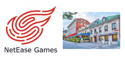NetEase Launches Game Studio in Montreal