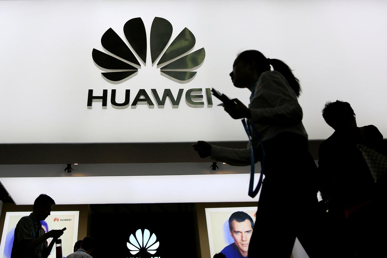 Huawei First-Half Revenue Up About 30% Despite U.S. Ban