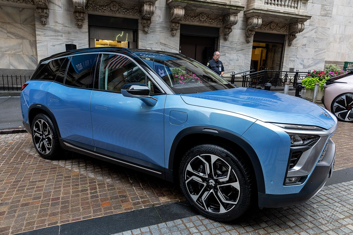 Nio Posts Low Deliveries in July After Battery Recalls