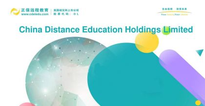 China Distance Education Sees Higher Revenue, Increased Profit