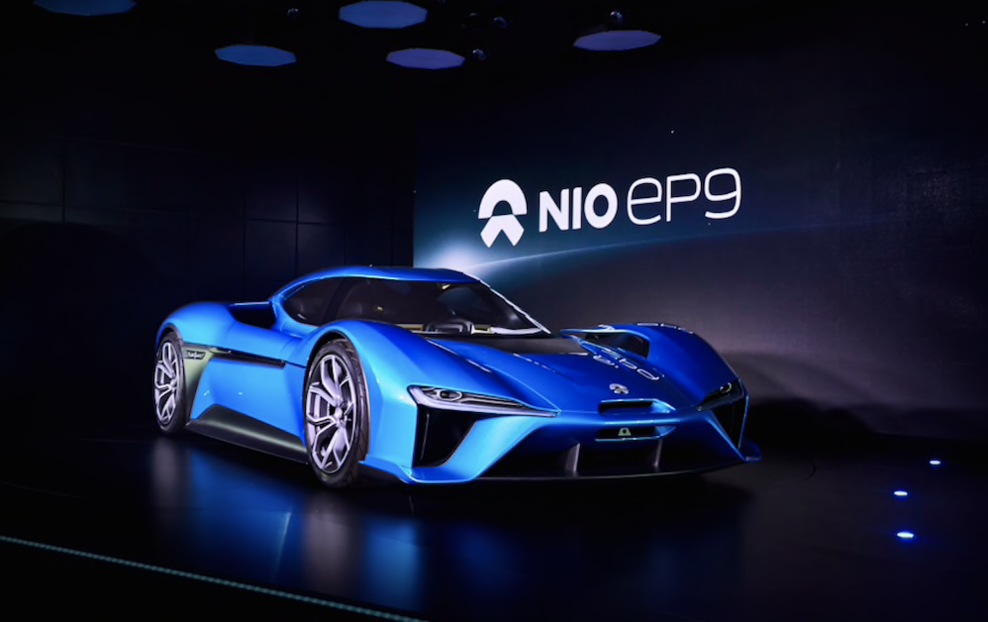 Nio Stock Inches Lower on Ongoing Staff Cuts