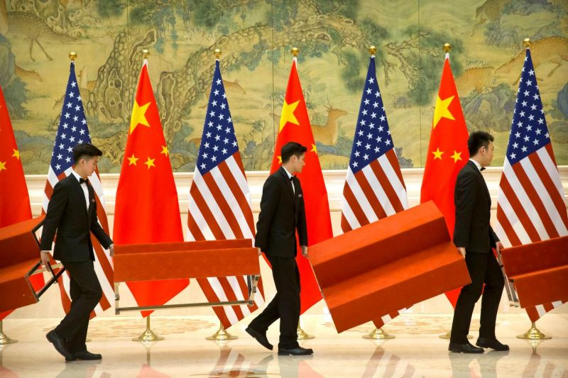China Sets New Tariffs on U.S. Goods; Trump Urges U.S. Companies to Move Production Home