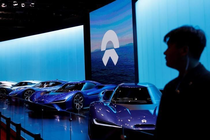Nio Stock Gains 7% on Sale of Convertible Notes to Tencent Affiliate